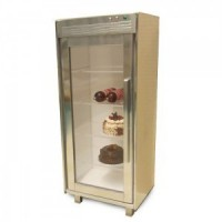 Dollhouse Commercial Single Fridge - Product Image