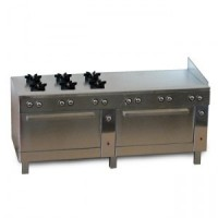 Dollhouse Commercial Stove - Large - Product Image