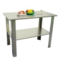 Dollhouse Commercial Prep Table - Product Image