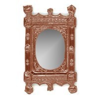 Dollhouse Ornate Mirror(Choice of Finishes) - Product Image