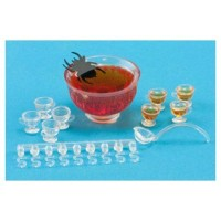 Dollhouse Halloween Punch Set - Product Image