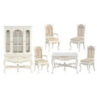 Barrington Dollhouse Dining Room - Product Image
