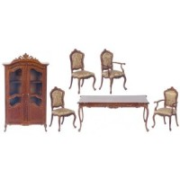 Garfield Dollhouse Dining Room - Product Image