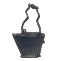 Dollhouse Coal Scuttle / Bucket - Product Image