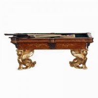 Dollhouse Figurehead Pool Table by Bespaq - Product Image