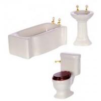 Dollhouse Modern Bathroom - Product Image