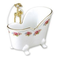 (Reduced) Reuters Dollhouse Soaking Tub - Product Image