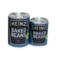 (*) Dollhouse Heinz Baked Beans - Product Image