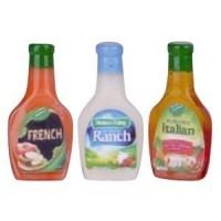Dollhouse Bottle of Salad Dressing 2 - Product Image