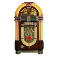 Dollhouse Musical Vintage Juke Boxes - Product Image