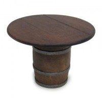 Dollhouse Pub - Barrel Table - Product Image