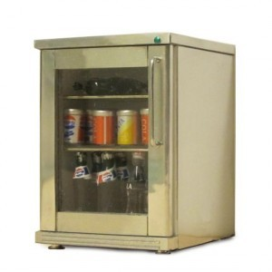 (Reduced) Dollhouse Commercial Under Counter Fridge - Product Image