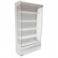 Coming Soon! Dollhouse Upright Refrigerated Cabinet - Product Image