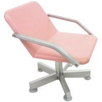 Dollhouse Backwash Chair(Choice of Color) - Product Image