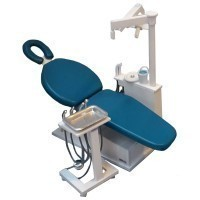 §§ Dollhouse Dental Chair Assembly - Product Image