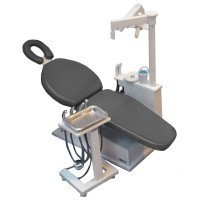Dollhouse Dental Chair Assembly - Product Image