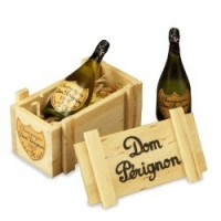 Dollhouse Dom Pérignon champagne - Product Image