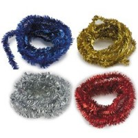 Dollhouse Christmas Tinsel Garland - Product Image