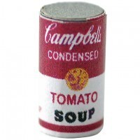Dollhouse Can of Soup - Product Image