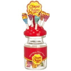 Dollhouse Store Lollipops Jar - Product Image
