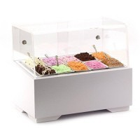 Dollhouse Deli / Ice Cream Shop Display Counter - Product Image