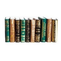 Dollhouse Miniature Wizard Book Sets - Product Image