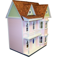 Princess Anne House (Kit) - Product Image