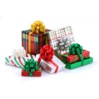 (*) 6 pc Christmas Gifts - Product Image