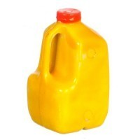(*) Dollhouse Gallon Orange Juice - Product Image