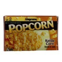 Dollhouse Box of Popcorn - Product Image