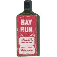 Dollhouse Bottle of Bay Rum - Product Image