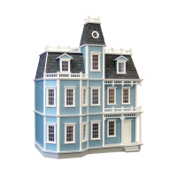 Milled Newport Dollhouse (Kit) - Product Image