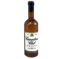 Dollhouse Bottle of Canadian Whiskey - Product Image