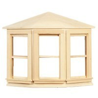 Dollhouse Working Bay Window - Product Image