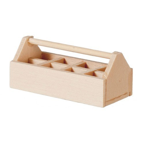 (*) Dollhouse Tool Carrier - Product Image