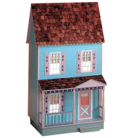 Playscale® Country House Dollhouse Kit - Product Image