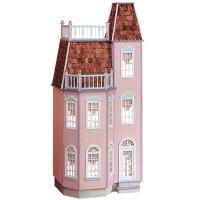 Playscale 174 Victorian Townhouse Kit