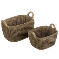 Dollhouse Oblong Baskets - Product Image
