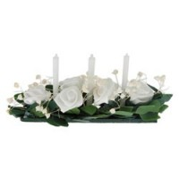 Dollhouse Wedding Centerpiece - Product Image