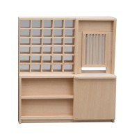 Dollhouse Post Office Mail Sorter - Product Image