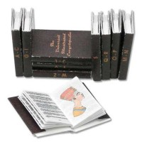 Dollhouse Encyclopedia Set, 10 Pc Volume - Product Image