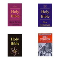 Assorted Dollhouse Religious Book - Product Image