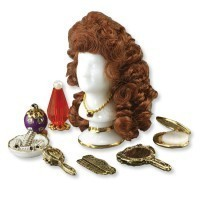 § Disc 50% Off - Victorian Wig Set - Product Image