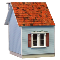 Colonial Dollhouse Addition - 5015 - Product Image
