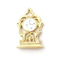 Dollhouse Table/Mantel Clock - Product Image