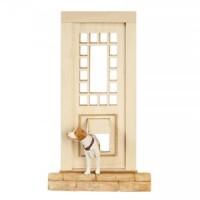 Dollhouse Pet Door Door(s) - Product Image