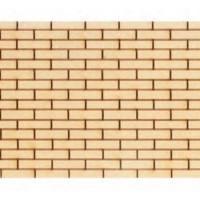 (*) Dollhouse Brick Siding - Product Image