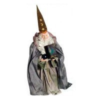 Dollhouse Merlin the Wizard Doll - Product Image