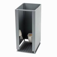 Dollhouse Toilet Cubicle - Product Image