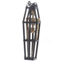 (*) Dollhouse Caged Skeleton - Product Image